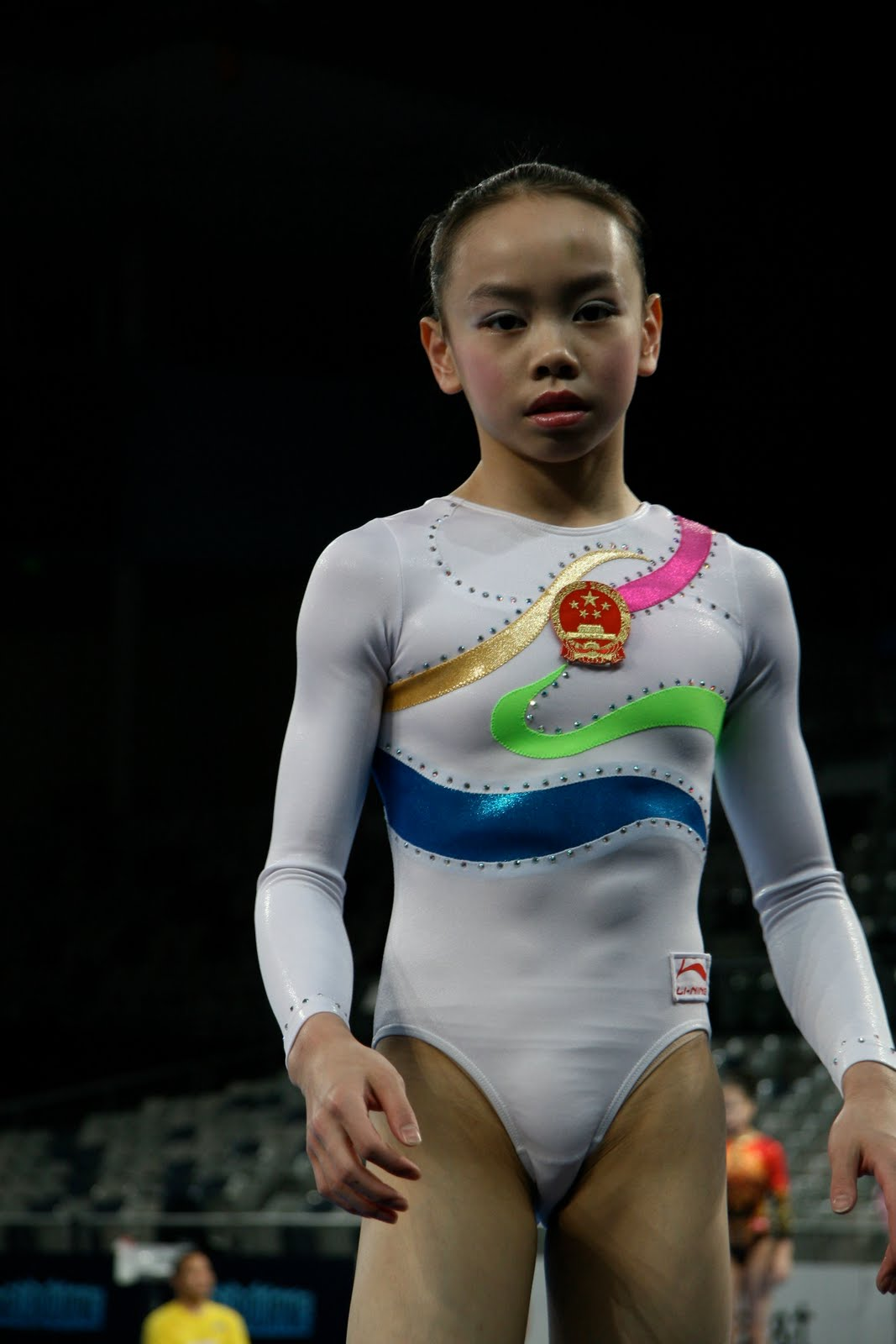 Little Girls Gymnastics Leotards