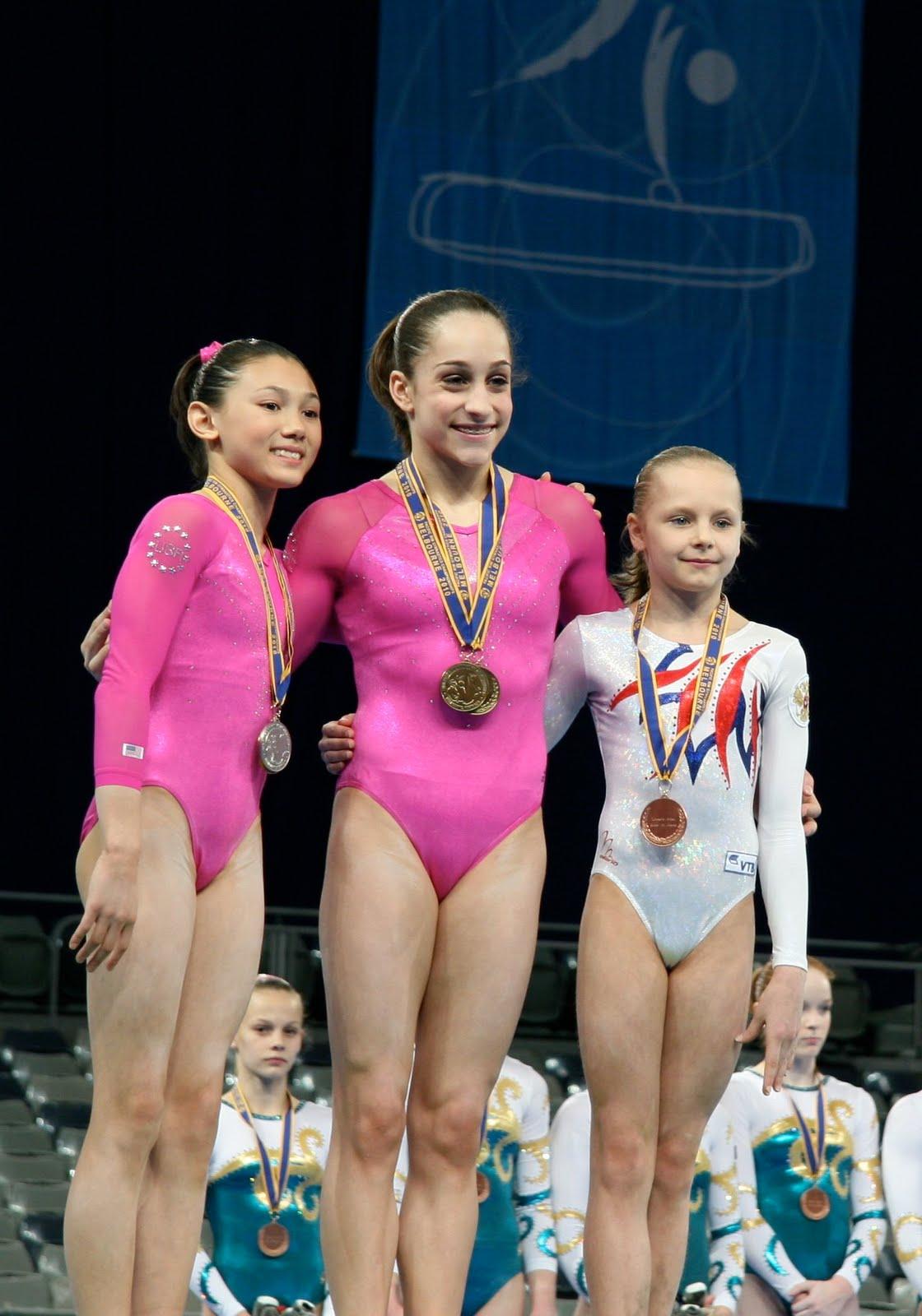 Little Junior Girls Gymnastics