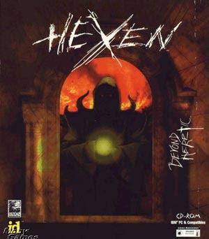 Super Megapost de juegos Portables Caja-hexen