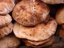 Sidewalk bread