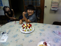 my third son's birthday