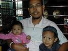 Papa, Aiqal & Aisya
