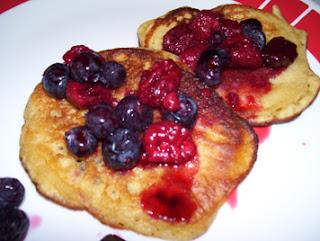 Kinnikinnick Pancakes