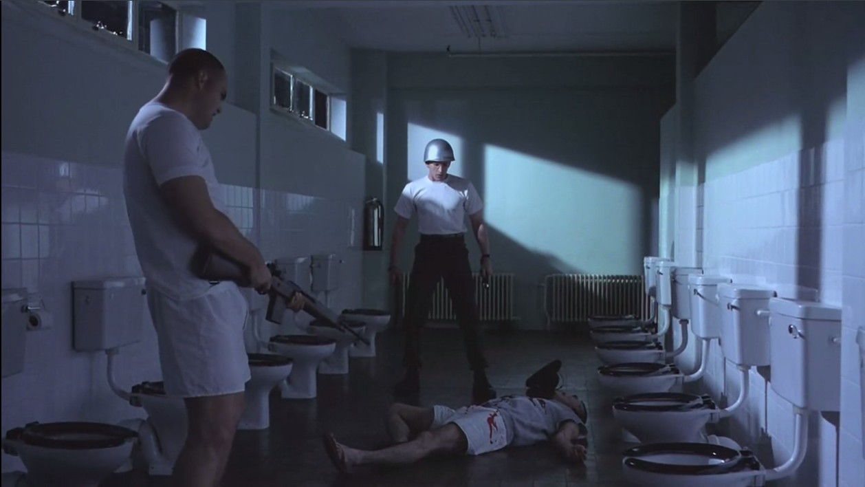 Fear movie scene