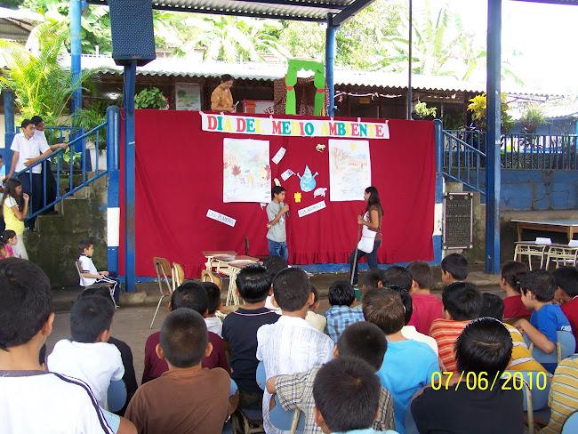 Centro Escolar Benito Nolasco Celebra Día del Medio Ambiente