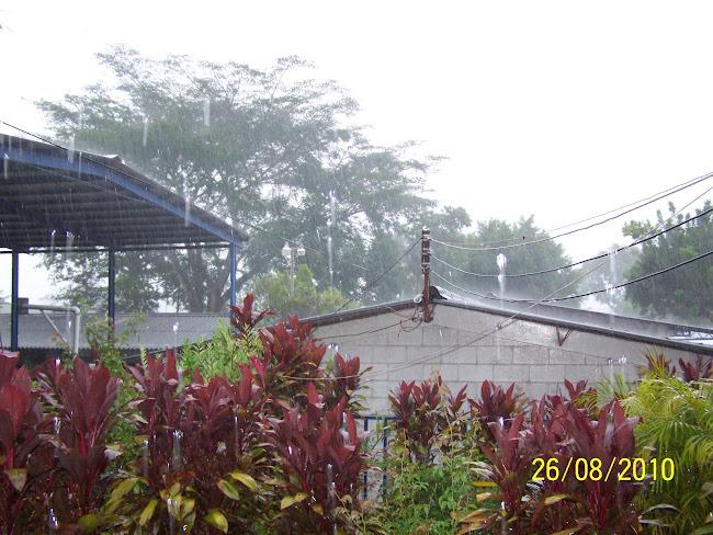 Las lluvias
