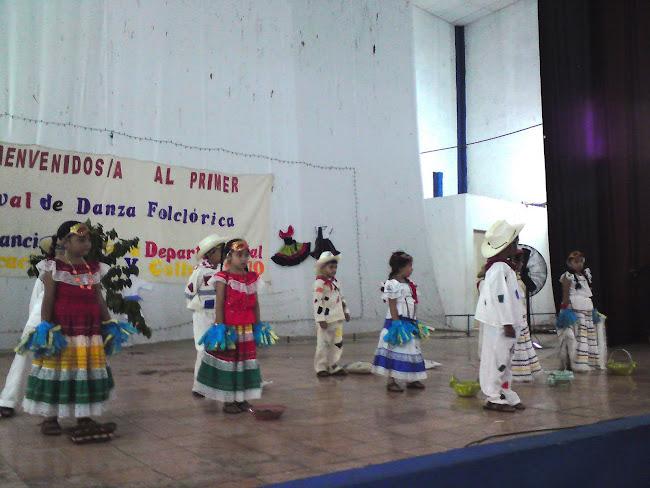 """Parvularia del Centro Escolar """"Benito Nolasco"""""""
