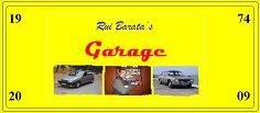 a garagem...
