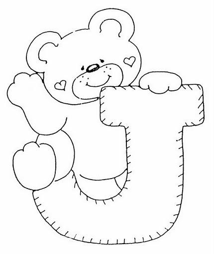 Abecedario infantil para colorear y imprimir | Solountip.