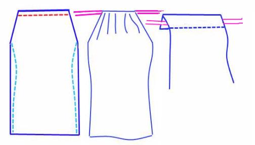 Patrones de vestidos para la playa ~ Solountip.com