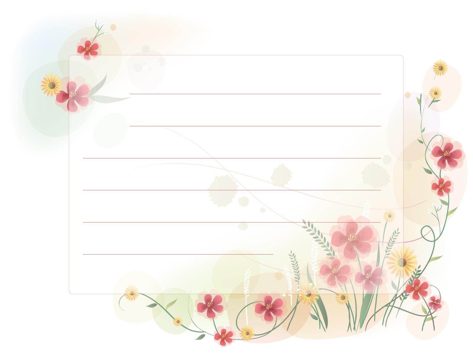 Plantillas para cartas | Solountip.