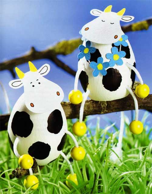 Manualidades infantiles con cascara de huevo | Solountip.