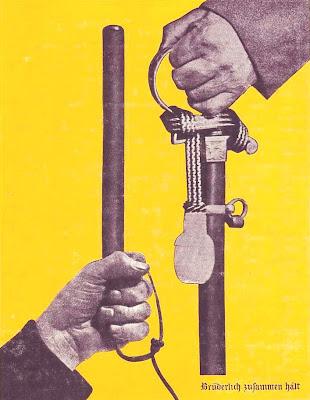 Kurt Tucholsky: Deutschland, Deutschland über alles John Heartfield jacket