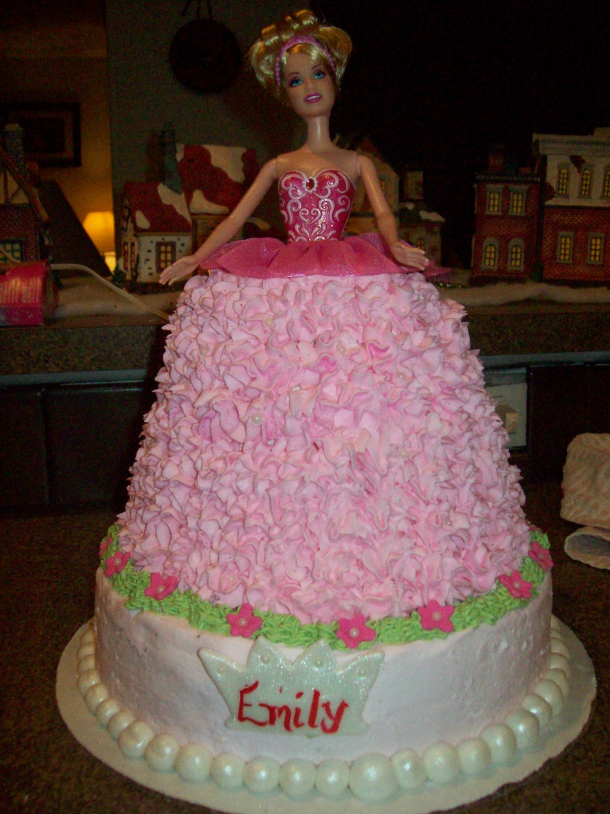 Barbie Princess Cake Design : Cakes By Design: Barbie Princess Cake