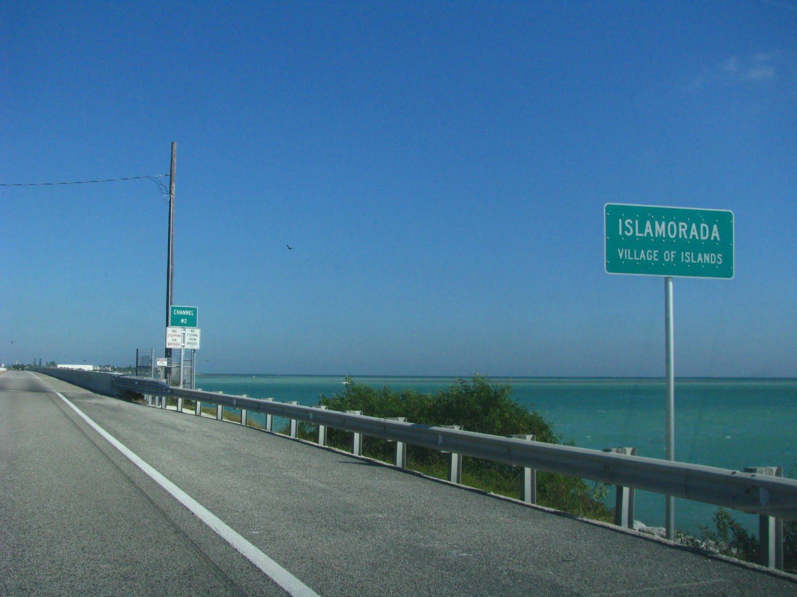 Key west diary islamorada bridge walk for Florida keys bridge fishing