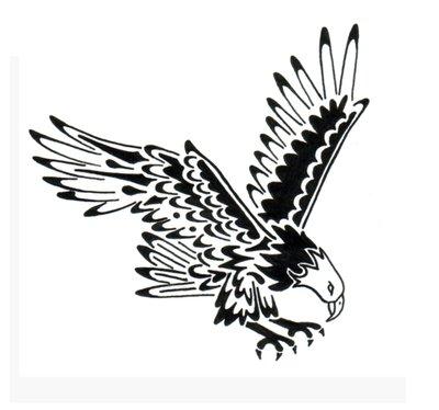 Eagle Tattoos on Etiketa   Shqiponja   Tatuazhe Shqip