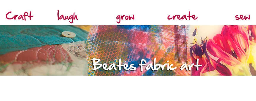 Beate's Fabric Art