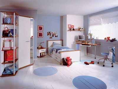 Decork:: Modern Furniture and Decoration: Decorating a baby room in a luxury
