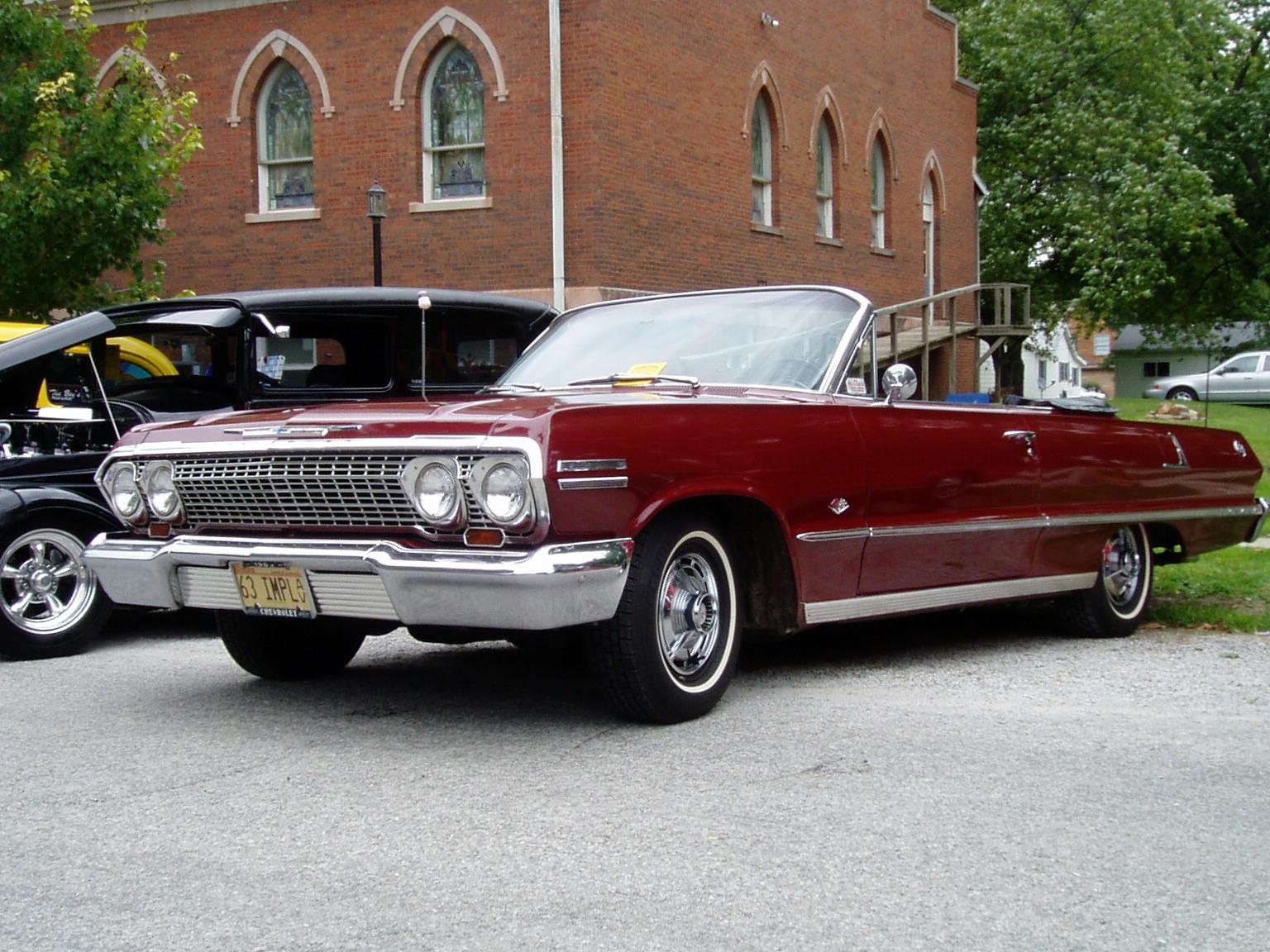chevrolet impala ss 1967