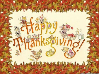 #9 Happy Thanksgiving Wallpaper