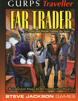 Cover of GURPs: Traveller - Far Trader