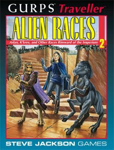 GURPS Traveller Alien Races 2 - Aslan and K'kree