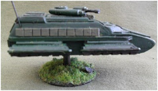 Chariot IFV from Combat Wombat Miniatures - 15mm scale