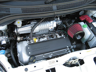 Suzuki Aerio Supercharger Kit