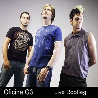 Oficina G3 - Live Bootlegs - CD 01 2008