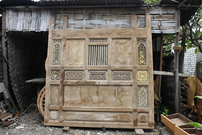 Gebyok Jawa