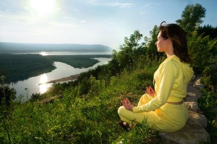Méditation et solution ? dans Noble Silence-Vipassana Mountain_Meditation