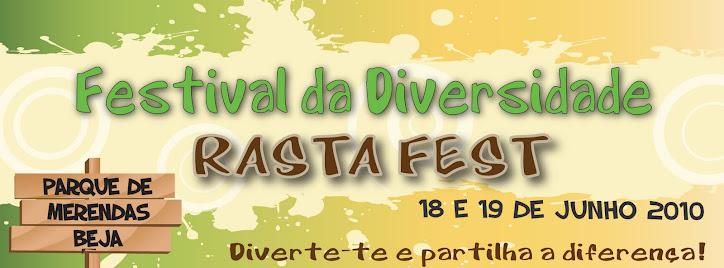 Festival da Diversidade - RASTA FEST