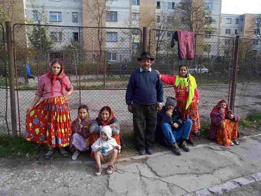 Romanian ethnographic study