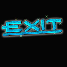 "Text effects ""Exit"""