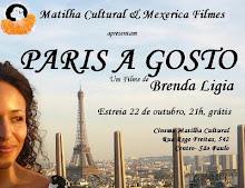 """""""Paris a Gosto"""". Direção: Brenda Ligia"""