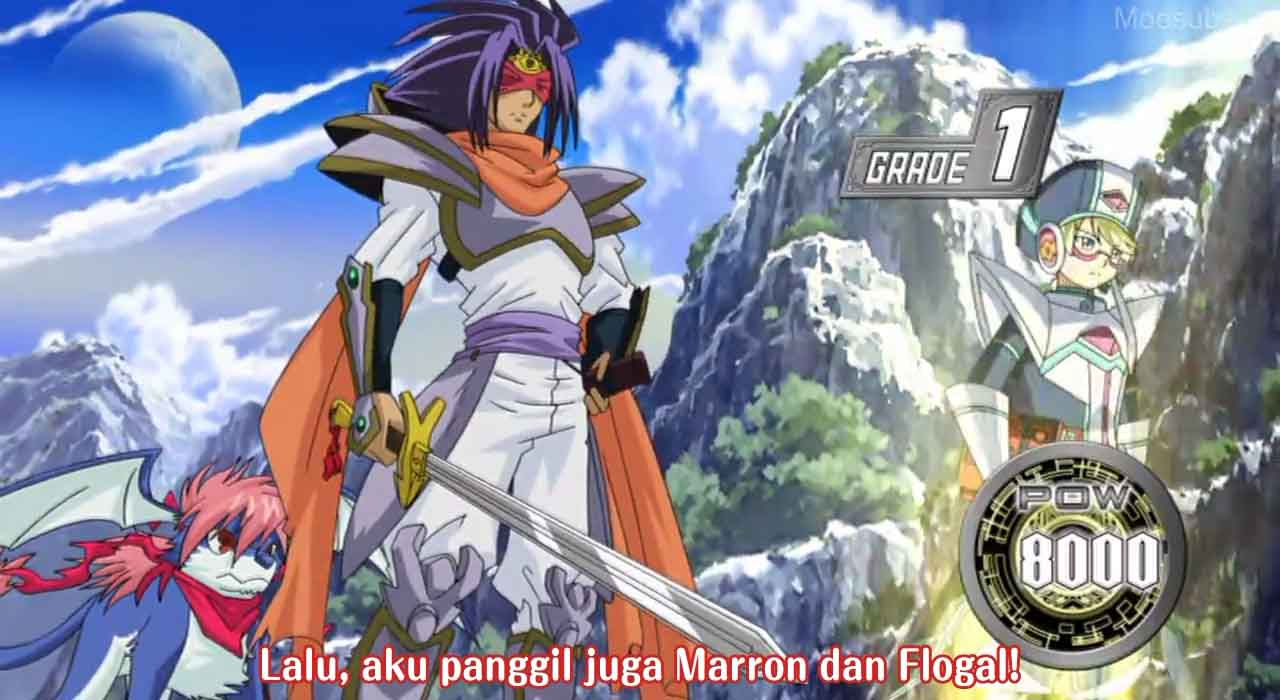 Bolt Anime: Cardfight!! Vanguard
