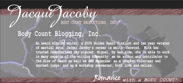 Body  Count Blogging, Inc.