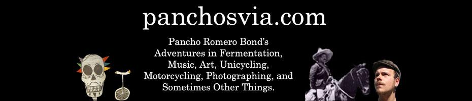 Pancho's Via (not Pancho Villa)