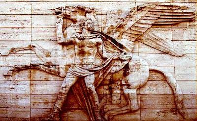 Consiglioaperto l 39 angolo della mitologia pegaso il - Mitologia greca mitologia cavallo uomo ...