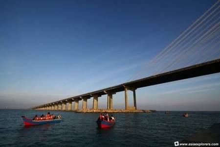 longest bridge 005 - 10 Longest bridges in the world