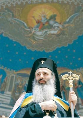 I.P.S. Teofan - Mitropolit al Moldovei şi Bucovinei