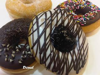 Dari Dapur AZLI RAZALI: Donut