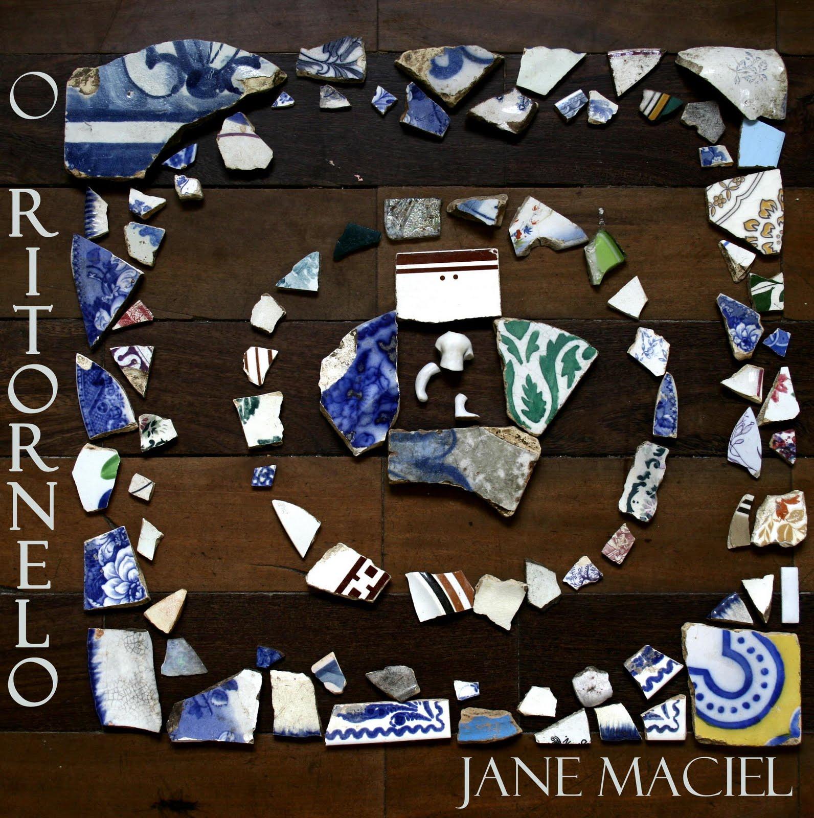 O Ritornelo, poéticas de Jane Maciel