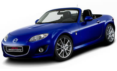 20th Anniversary Limited Edition Mazda MX-5