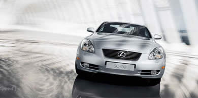 Lexus SC430 Platinum Edition