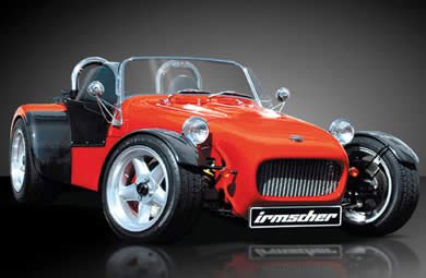 Irmscher 7 Roadster