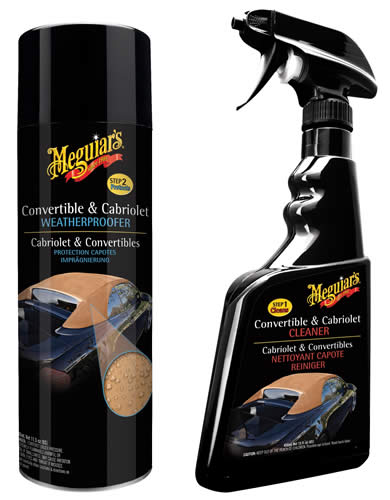 Meguiar's convertible cleaner