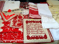 Embroideries, pottery, Transylvanian traditions and holidays