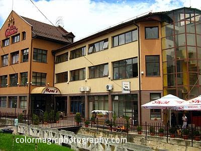 Small pension house in Cluj