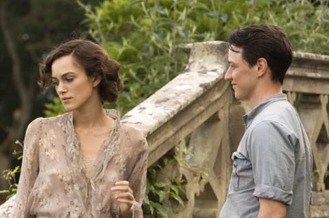 keira knightley in atonement